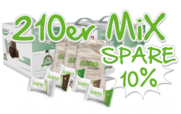 210iger iSANO Snack-Mix